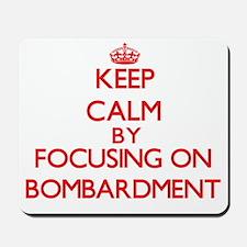 Bombardment Mousepad