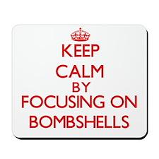 Bombshells Mousepad