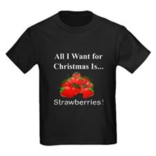 Christmas Strawberries T