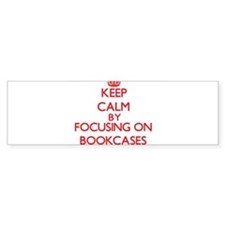 Bookcases Bumper Bumper Sticker