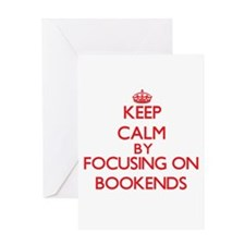 Bookends Greeting Cards