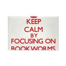 Bookworms Magnets