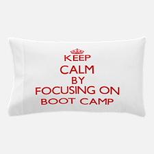 Boot Camp Pillow Case