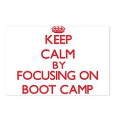Boot Camp Postcards (Package of 8)