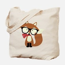 Funny Foxes Tote Bag