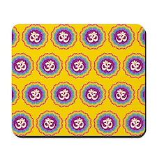 Seven Chakras pattern Mousepad