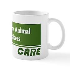 Laboratory Animal Caretakers Care Mug