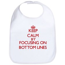 Bottom Lines Bib
