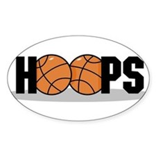Cute Youth basketball Decal
