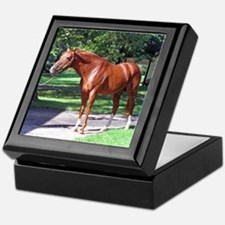 "SECRETARIAT - ""Big Red"" Keepsake Box"