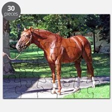 "SECRETARIAT - ""Big Red"" Puzzle"