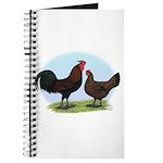 Redcap Fowl Journal