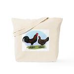 Redcap Fowl Tote Bag