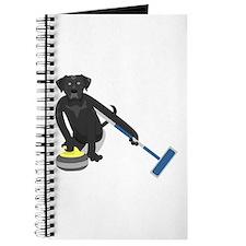 Black Lab Curling Journal