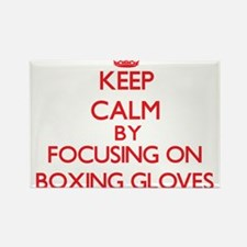 Boxing Gloves Magnets