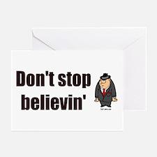 Sopranos Greeting Cards (Pk of 10)