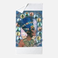 Best Seller Egyptian Nefertiti Beach Towel