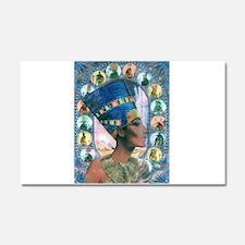 Best Seller Egyptian Nefertiti Car Magnet 20 x 12