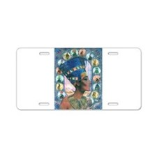 Best Seller Egyptian Nefert Aluminum License Plate