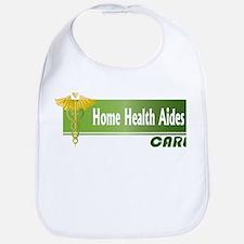 Home Health Aides Care Bib