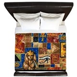 Egyptian art Duvet Covers