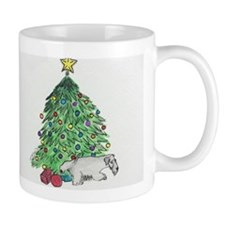 "Cesky Terrier ""My Tree"" Mug"