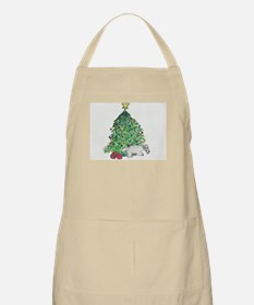 "Cesky Terrier ""My Tree"" Apron"