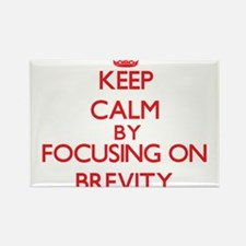 Brevity Magnets