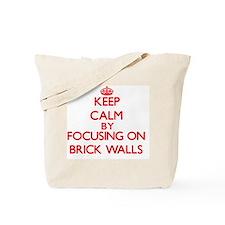 Brick Walls Tote Bag