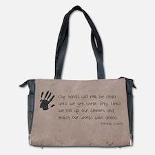 Cool Unitarian Diaper Bag