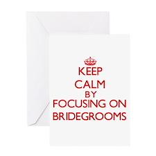 Bridegrooms Greeting Cards