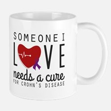 Someone I Love Needs a Cure Mugs