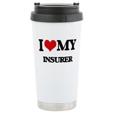 I love my Insurer Travel Mug