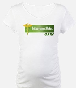 Healthcare Support Workers Care Shirt