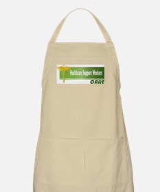 Healthcare Support Workers Care BBQ Apron