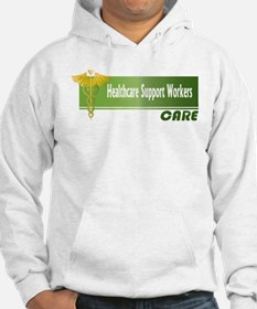 Healthcare Support Workers Care Hoodie