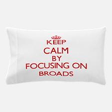 Broads Pillow Case