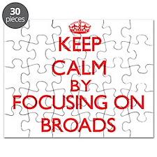 Broads Puzzle