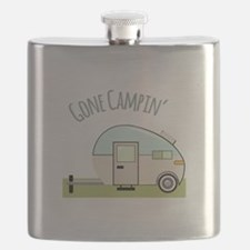 Gone Campin Flask