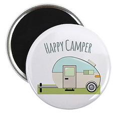 Happy Camper Magnets