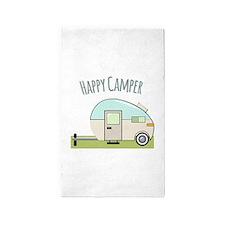 Happy Camper 3'x5' Area Rug