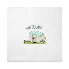 Happy Camper Queen Duvet