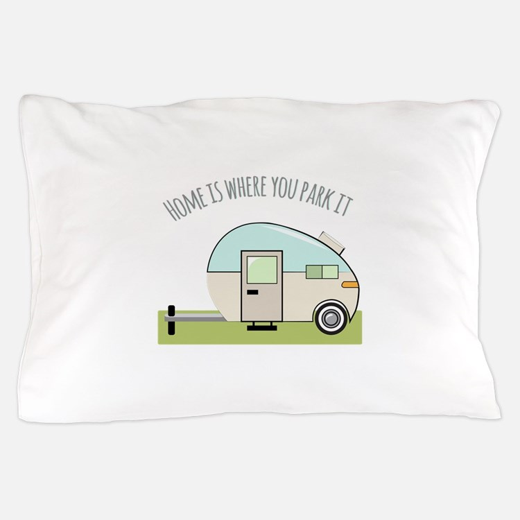 Home Park Pillow Case