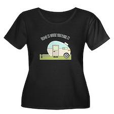 Home Park Plus Size T-Shirt