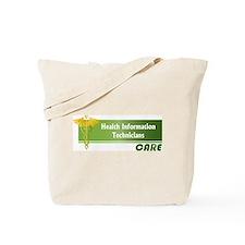 Health Information Technicians Care Tote Bag