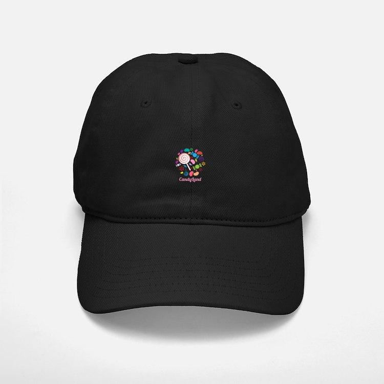 Candy Land Baseball Hat