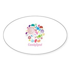 Candy Land Decal
