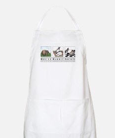Three Bunnies Grooming Apron