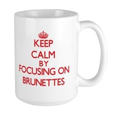 Brunettes Mugs