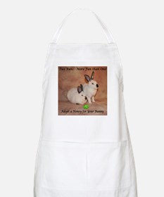 Two Bunnies Grooming Apron